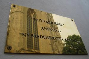 Eigendom Stadsherstel Breda
